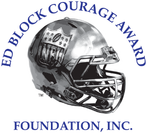 The Ed Block Courage Award Foundation