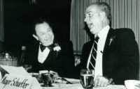 Ed and Mayor