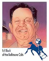 ed block courage award